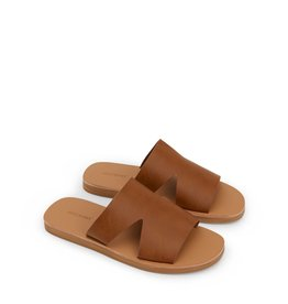 Matt & Nat Matt & Nat - Lily slip on sandal (natural)