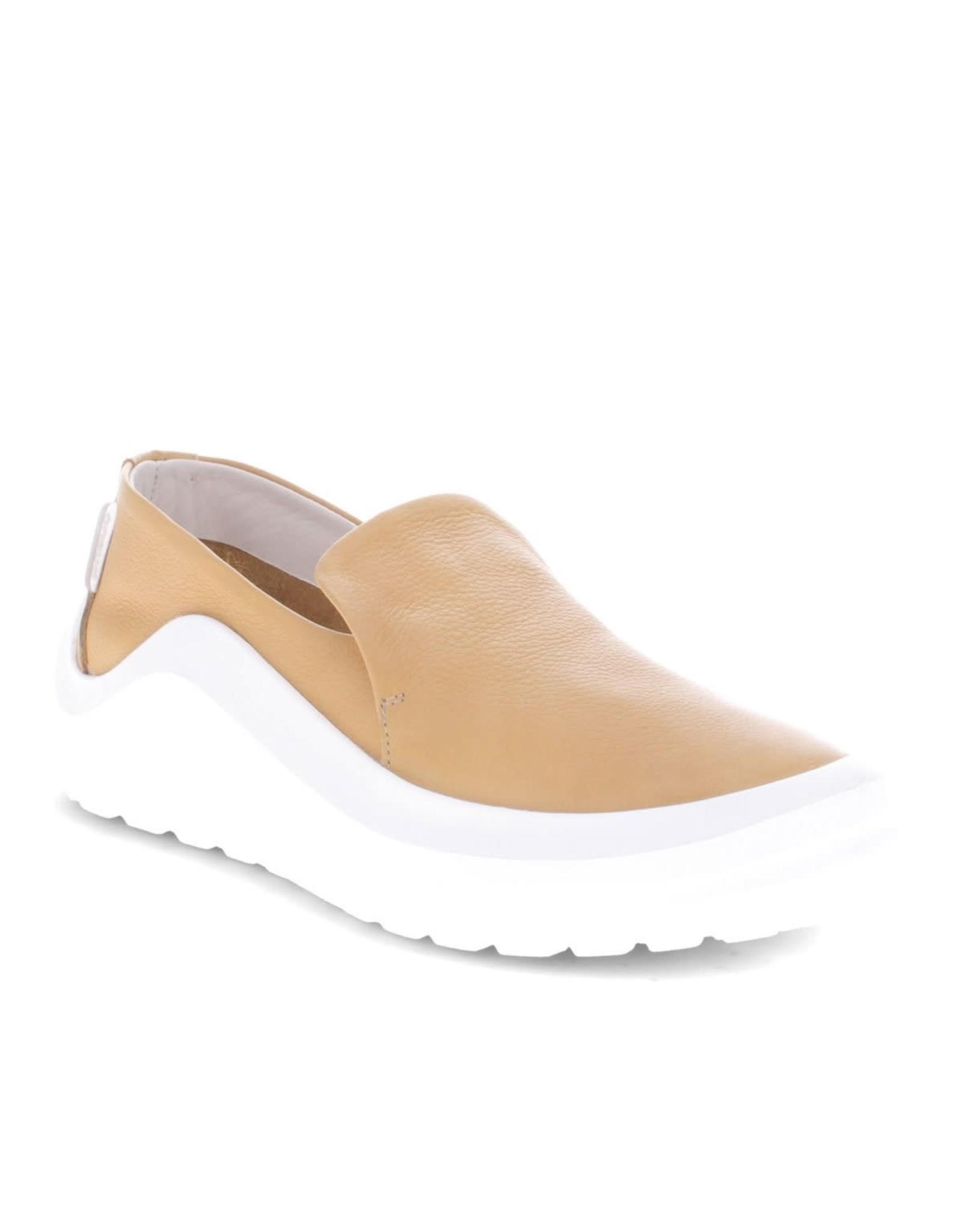 Bueno Bueno - Pali pull on sneaker (mustard)