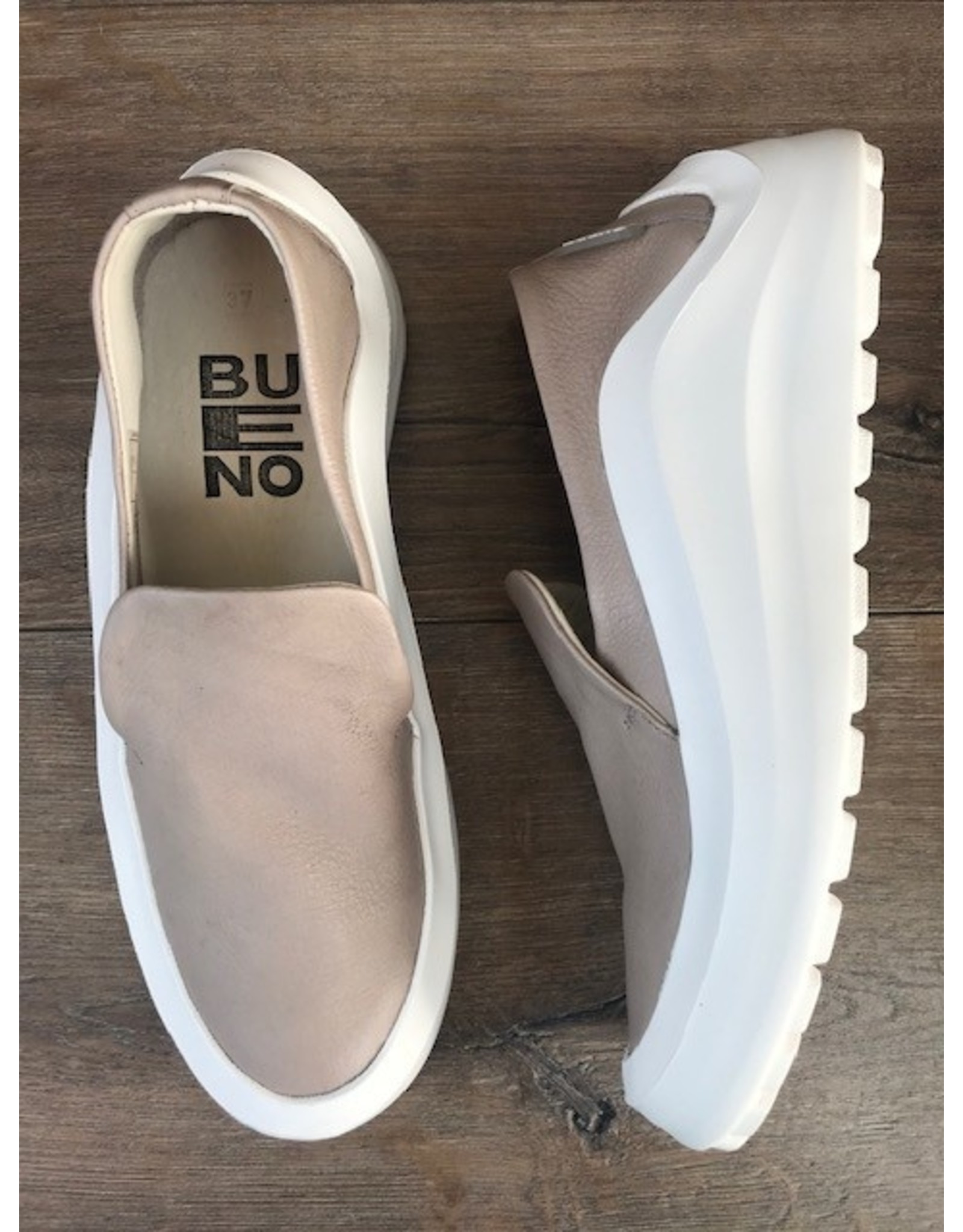 Bueno Bueno - Pali pull on sneaker (light grey)
