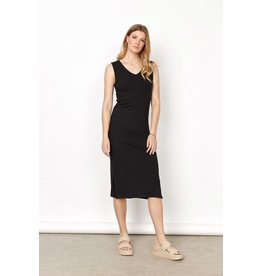 Soyaconcept Soyaconcept - Papaya 2 dress (black)