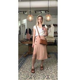 RD Style RD Style - Linen skirt (cloud pink)