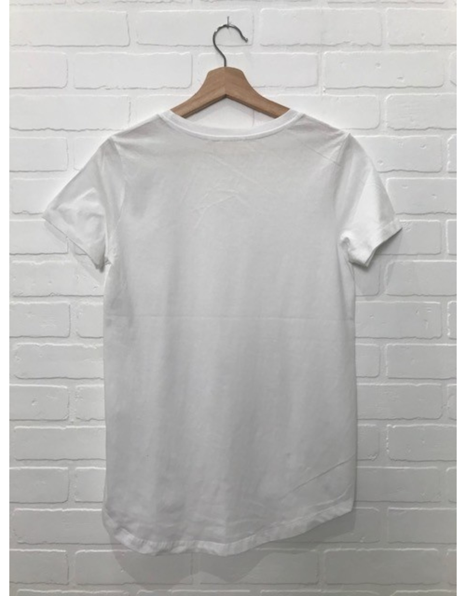 RD Style RD Style - Organic V neck tee (white)