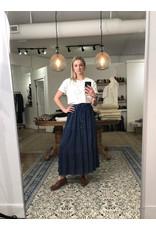 Keren Hart Keren Hart - Tiered maxi skirt