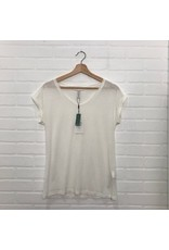 Soyaconcept Soyaconcept - Isabel 4 knit tee (off white)
