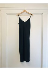 RD Style RD Style - Black slip dress