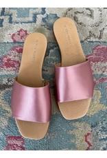 Ten Points Ten Points - Madeleine satin leather (rose)