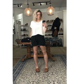 M - Made in Italy Made in Italy - Woven shorts (black)
