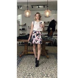 Molly Bracken Molly Bracken - Phoebe printed A line skirt