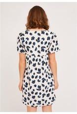 Compania Fantastica Compania Fantastica -  Tulip print empire cut dress