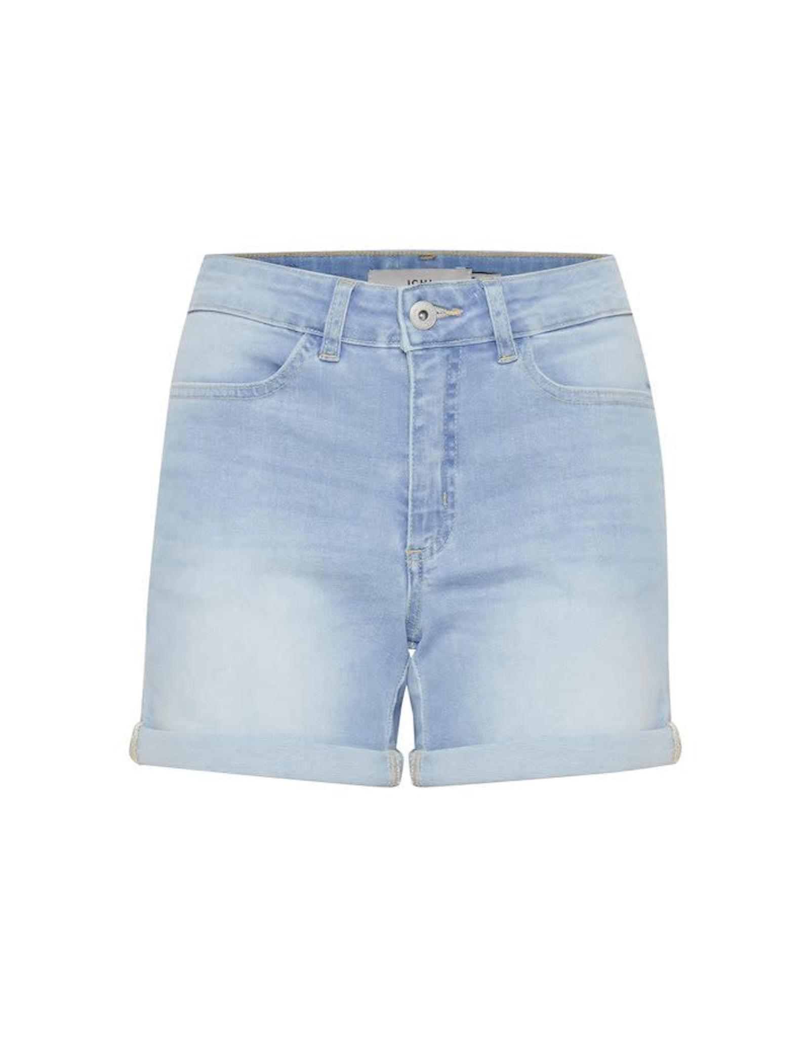 ICHI ICHI - Twiggy shorts (light blue)