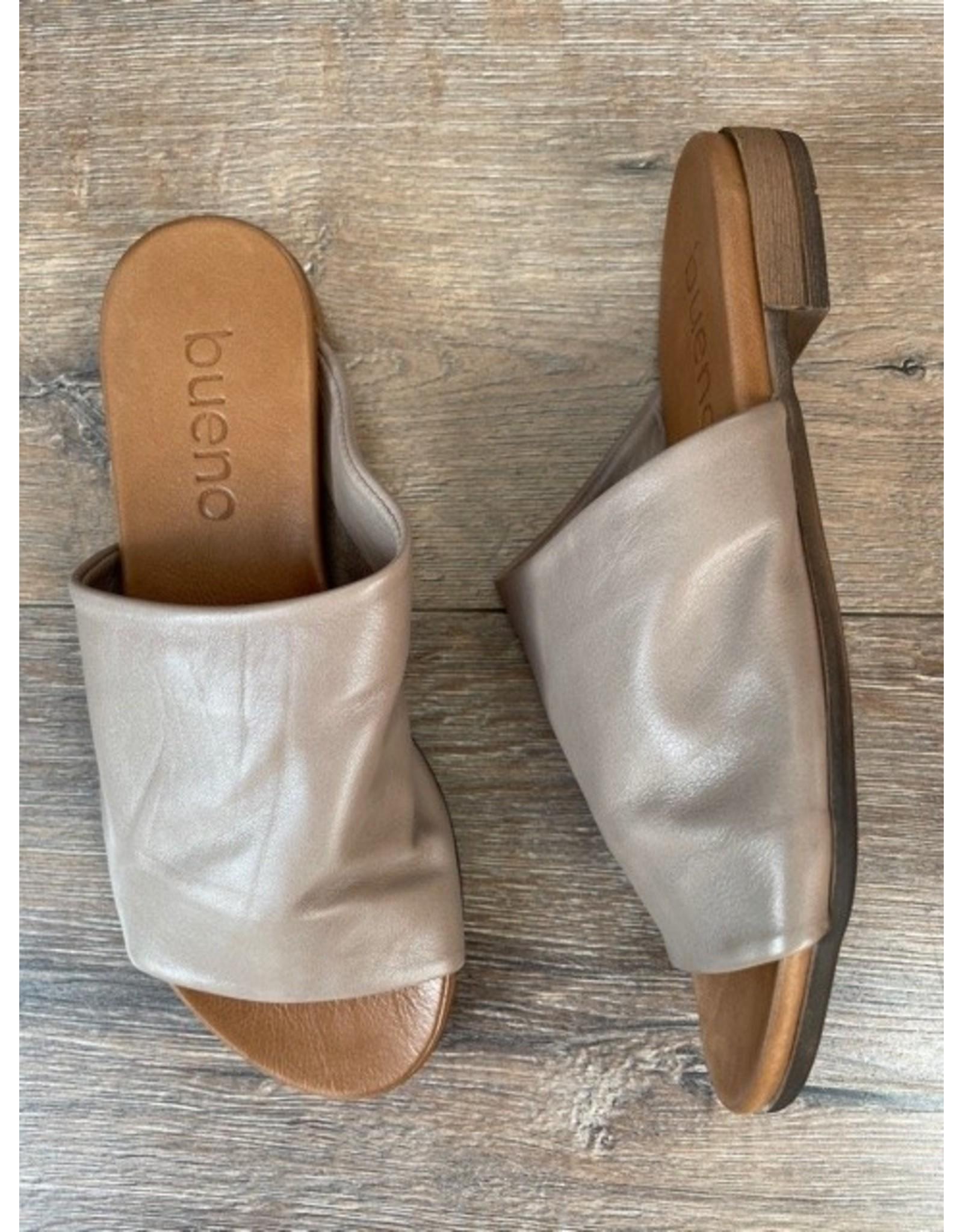 Bueno Bueno - Turner slide sandal (grey)