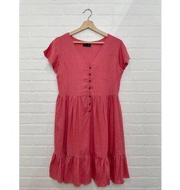 Papillon Papillon - Short sleeve dress (pink)