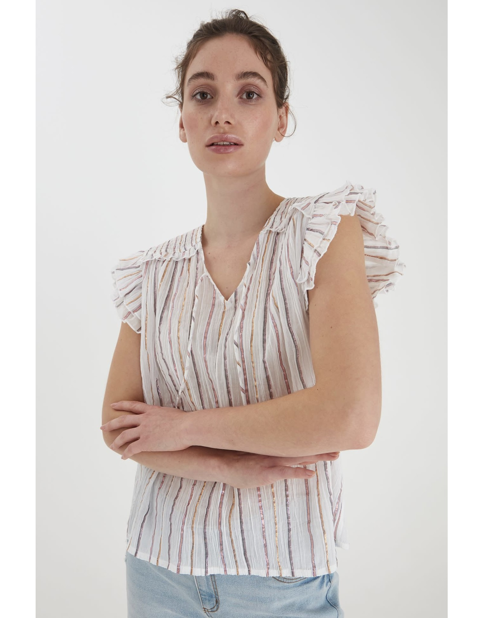 b.young b.young - Fvindi blouse