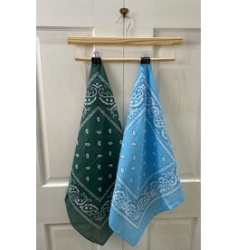 Frankie - handkerchief bandanas (assorted colours)