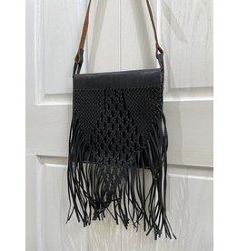Pika & Bear Pika & Bear - Ashbury fringe purse