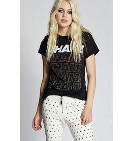 Recycled Karma Recycled Karma -  Wham! Wham! Wham! tee (black)