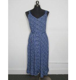 Papillon Papillon - Geo print dress (cobalt)