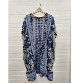 Angie Meadow - Printed coverup