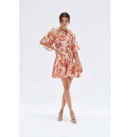 Mink Pink Mink Pink - Azar frill mini dress