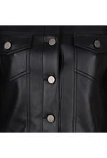 EsQualo EsQualo - Puff sleeve jacket