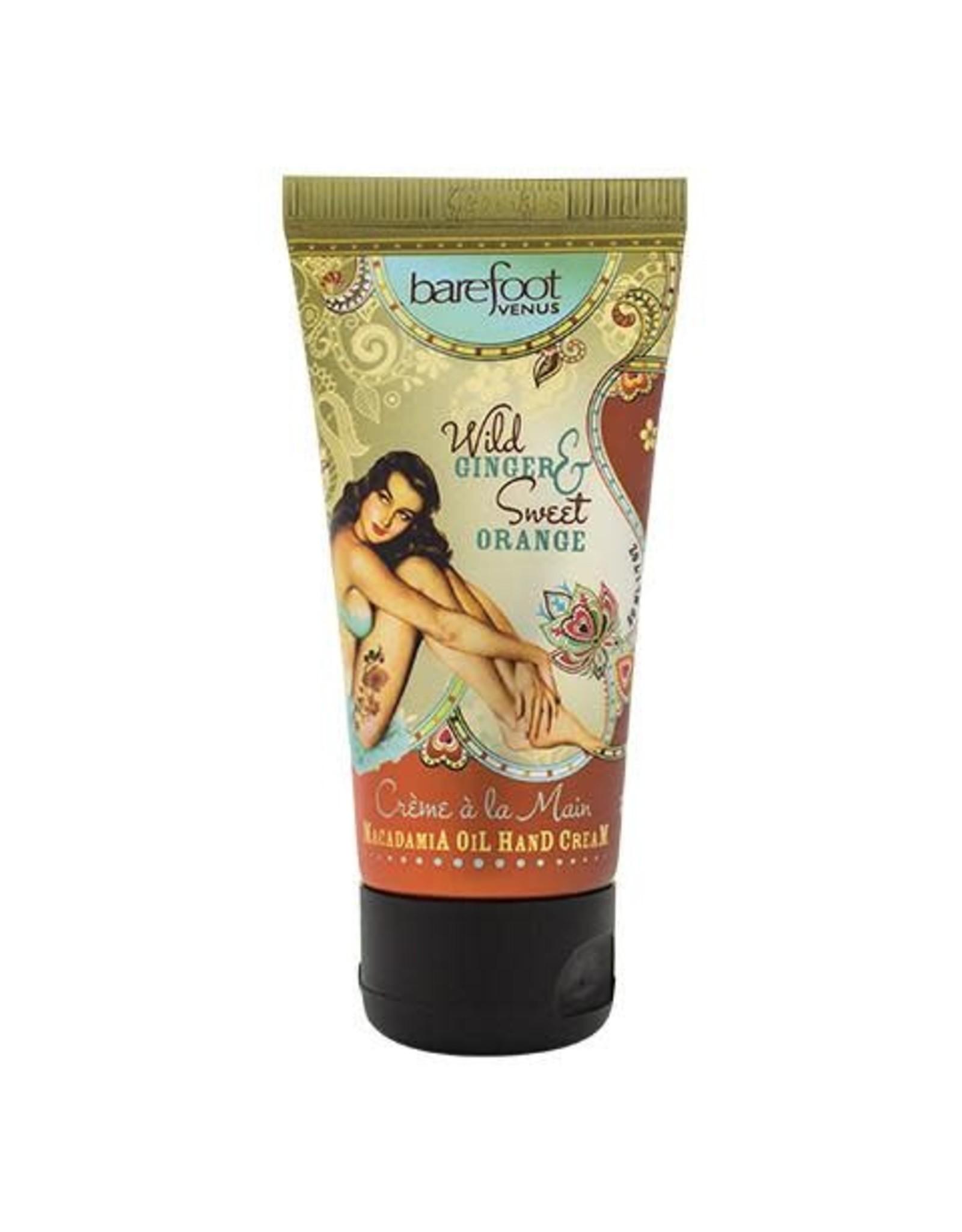 Barefoot Venus Barefoot Venus - Macadamia oil hand cream (multiple scents)