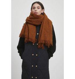 ICHI ICHI - Bea knit scarf (Bombay brown)