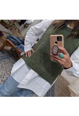 ICHI ICHI - Jordan pullover (ivy green)