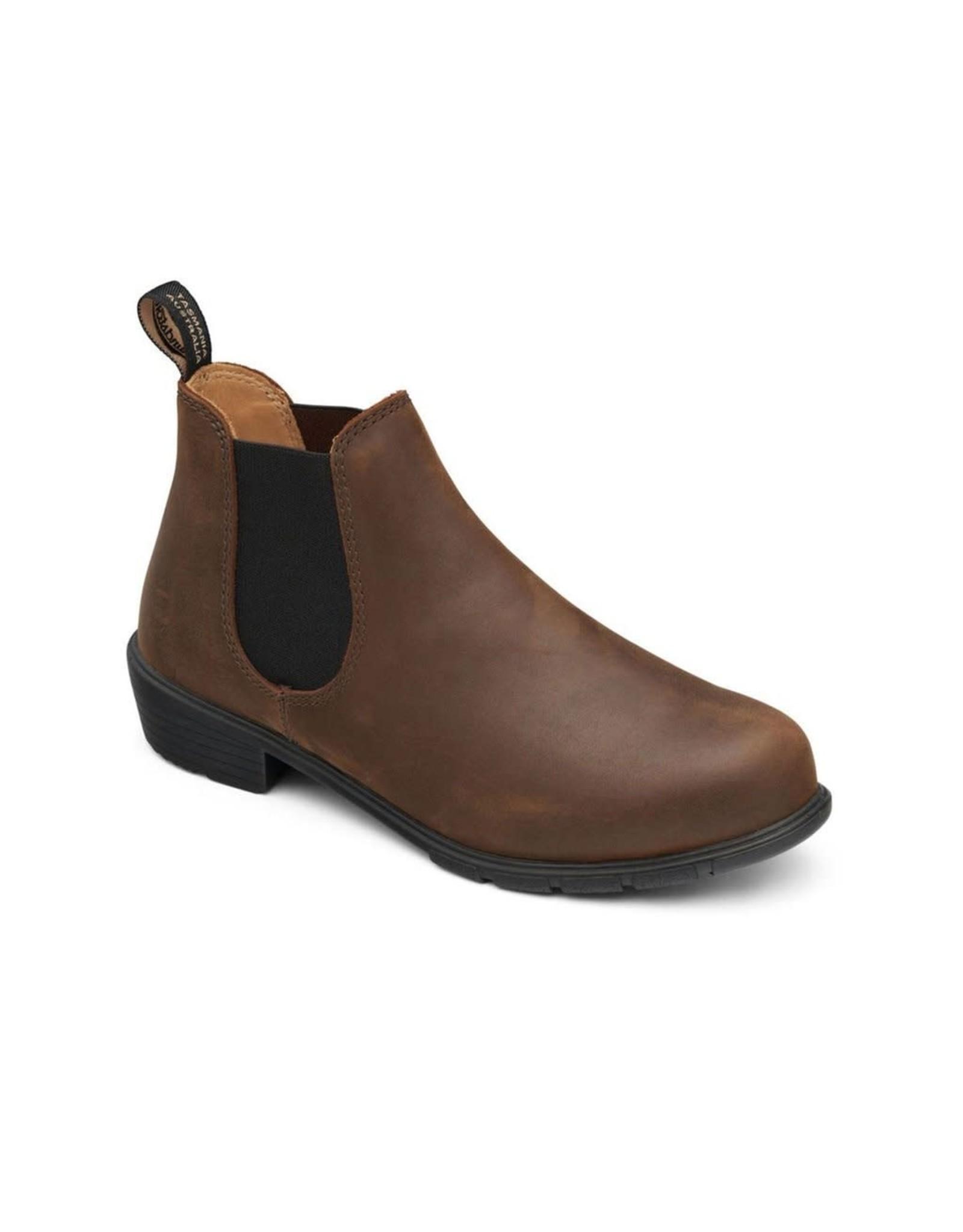 Blundstone Blundstone - Low Heel Antique Brown (1970)