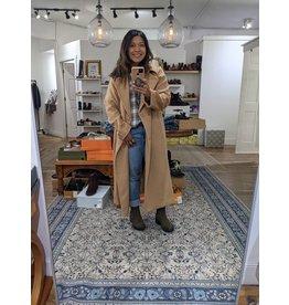 EsQualo EsQualo - Oversized coat