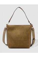 Louenhide Louenhide - Charlie maxi bag (khaki)