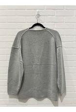 RD Style RD Style - Gigi grandad cardigan (slate)