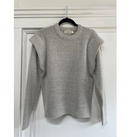RD Style RD Style - Amber knit sweater (light grey)