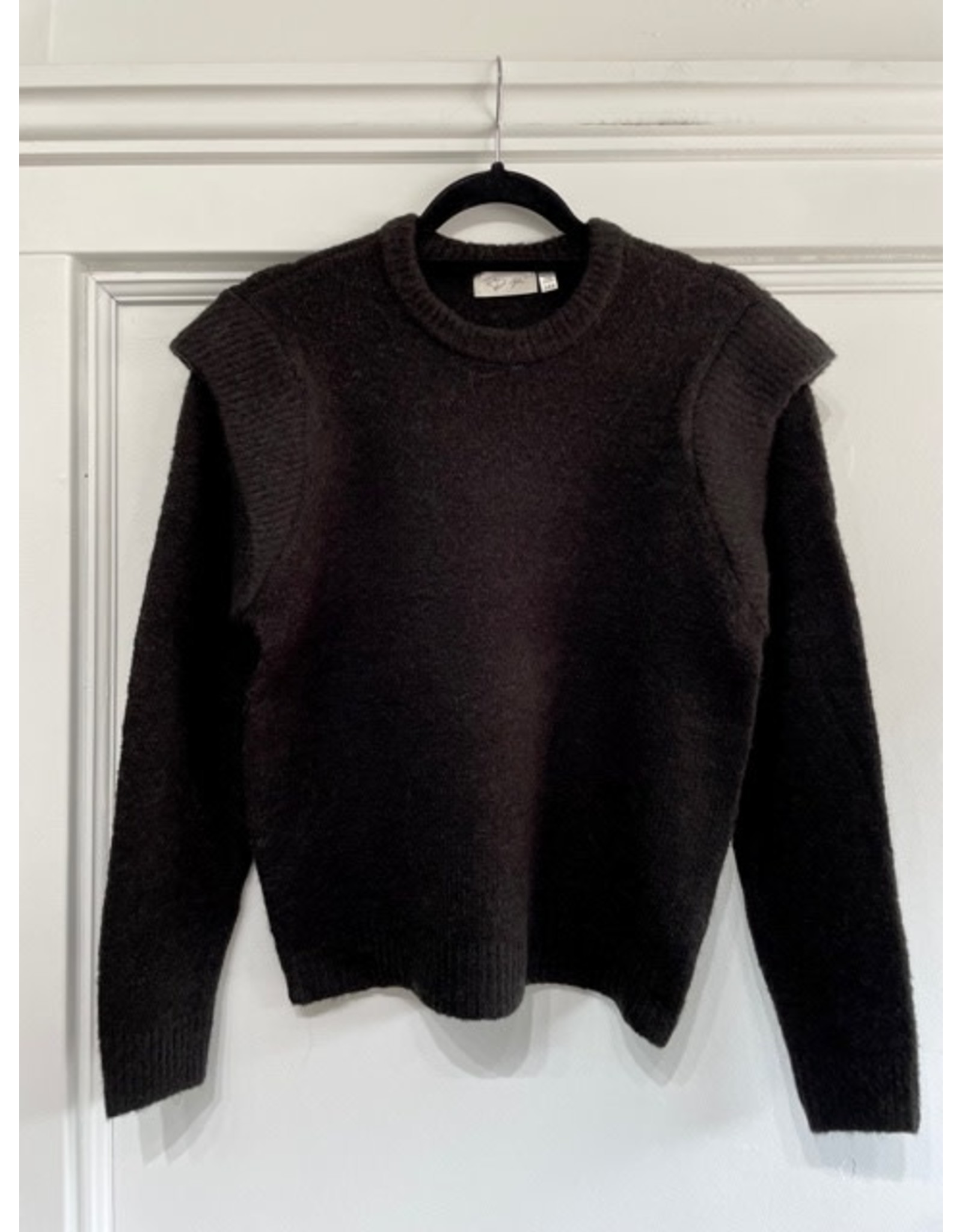 RD Style RD Style - Amber knit sweater (black)