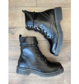 Taxi Taxi - Callie combat boot (black)