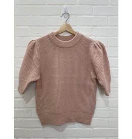 RD Style RD Style - Della knit turtleneck (pink cloud)
