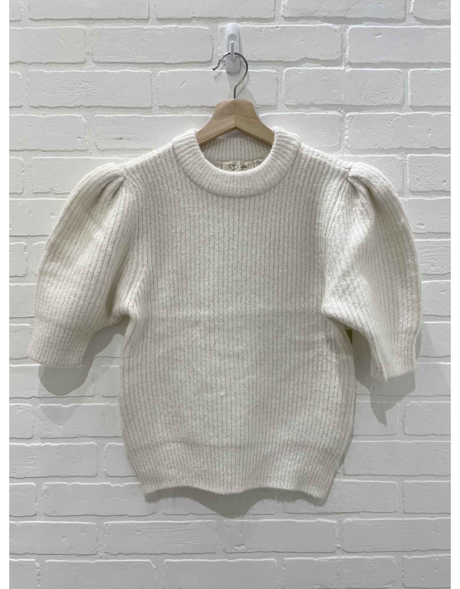 RD Style RD Style - Della knit turtleneck (pearl essence)