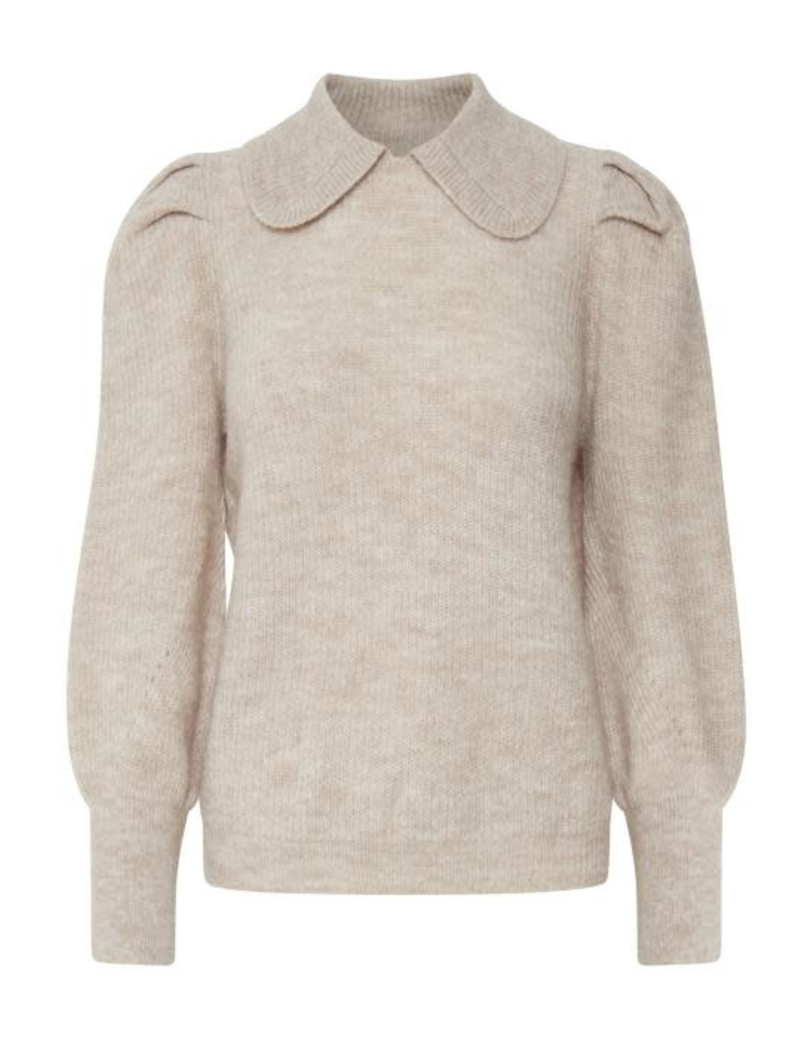 b.young b.young - Martine pullover (cement)