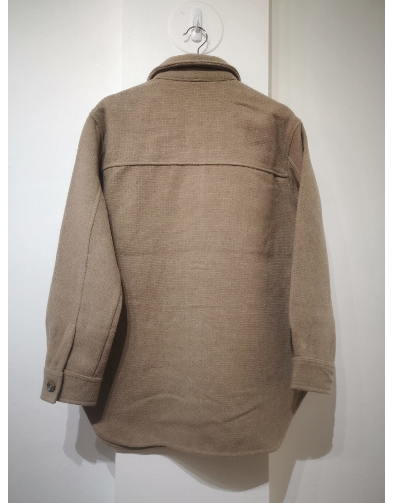RD Style RD Style - Aria woven coat (greige)