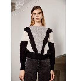 ICHI ICHI - Estelle pullover (iblack)