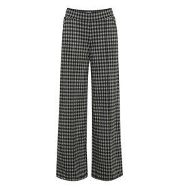 ICHI ICHI - Kate checked plaid trousers