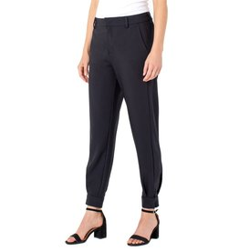 Liverpool Liverpool - Trouser with Snap Hem And Pleat