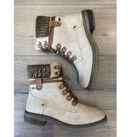 Relife Relife - Prudence boot (cream)