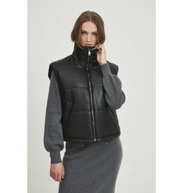 b.young b.young - Esoni waistcoat (black)