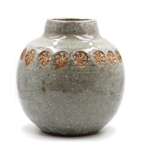 Treasures of Ojai Earthworks Pottery Vase