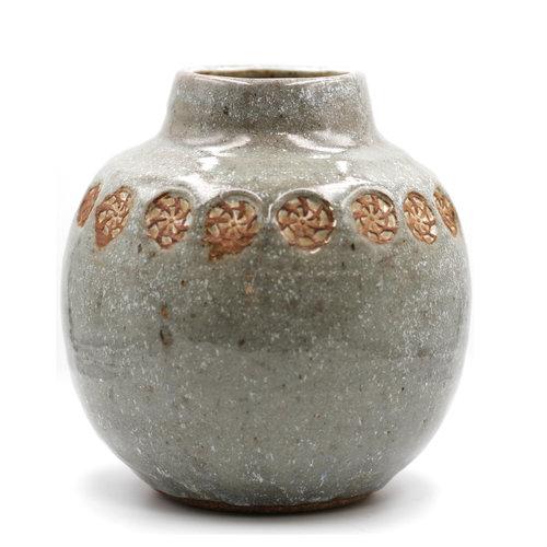 * Earthworks Pottery Vase