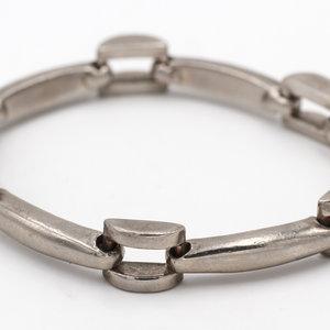 Sterling Handmade Chain Link Bracelet