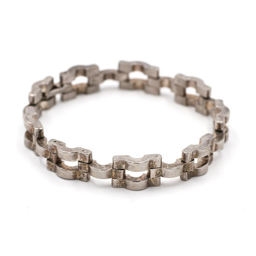 Treasures of Ojai Sterling Bracelet