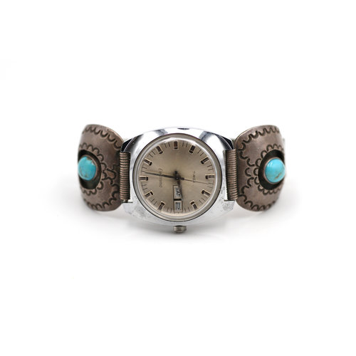 Native American Shadow Box Watch Tips on Timex