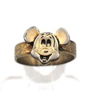 Treasures of Ojai Vintage Disney Ring Size 9