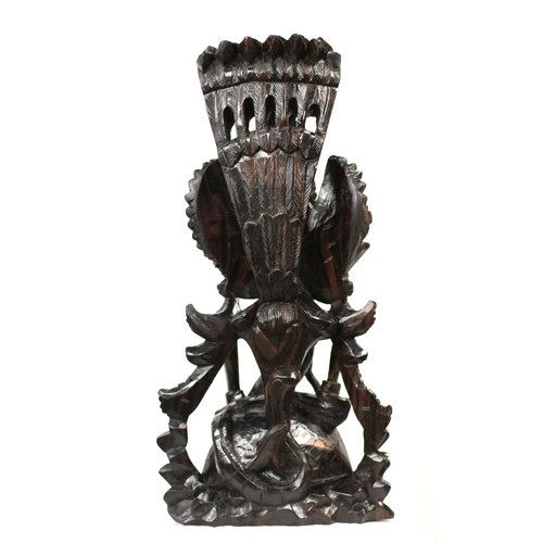Balinese Wood Sculpture